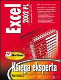 Księgarnia Excel 2002 PL. Księga eksperta
