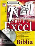 Księgarnia Excel 2003 PL. Biblia