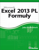 Księgarnia Excel 2013 PL. Formuły