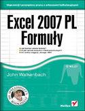 Księgarnia Excel 2007 PL. Formuły