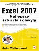 Księgarnia Excel 2007. Najlepsze sztuczki i chwyty