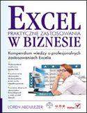 Księgarnia Excel. Praktyczne zastosowania w biznesie