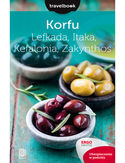 Korfu, Lefkada, Itaka, Kefalonia, Zakynthos.Travelbook. Wydanie 2