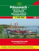 Dania Grenlandia. Mapa 1:400 000