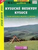 Kysucké Beskydy, Kysuce, 1:50 000