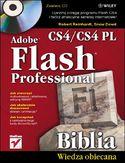 Księgarnia Adobe Flash CS4/CS4 PL Professional. Biblia