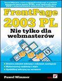 Księgarnia FrontPage 2003 PL. Nie tylko dla webmasterów