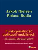 Księgarnia Funkcjonalność aplikacji mobilnych. Nowoczesne standardy UX i UI