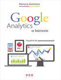 Księgarnia Google Analytics w biznesie. Poradnik dla zaawansowanych