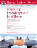 Harvard Business Review. Negocjacje i rozwi�zywanie konflikt�w