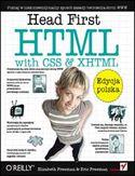 Księgarnia Head First HTML with CSS & XHTML. Edycja polska (Rusz głową!)