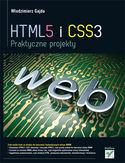 Księgarnia HTML5 i CSS3. Praktyczne projekty