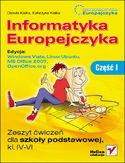 Księgarnia Informatyka Europejczyka. Zeszyt ćwiczeń dla szkoły podstawowej, kl. IV - VI. Edycja: Windows Vista, Linux Ubuntu, MS Office 2007, OpenOffice.org. Część I