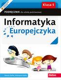 Informatyka Europejczyka. Podręcznik dla szkoły podstawowej. Klasa 5