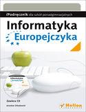 Księgarnia Informatyka Europejczyka. iPodręcznik dla szkół ponadgimnazjalnych
