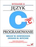 Księgarnia Język ANSI C. Programowanie. Wydanie II
