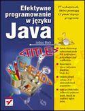 Księgarnia Efektywne programowanie w języku Java
