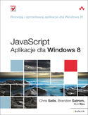 Ebook JavaScript. Aplikacje dla Windows 8