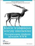 Księgarnia Jeszcze wydajniejsze witryny internetowe. Przyspieszanie działania serwisów WWW