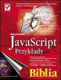 Księgarnia JavaScript - przykłady. Biblia