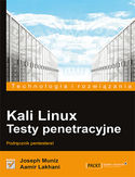 Ebook Kali Linux. Testy penetracyjne