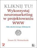 Księgarnia Kliknij tu! Wykorzystaj neuromarketing w projektowaniu WWW