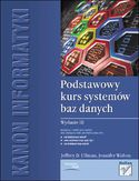 Księgarnia Podstawowy kurs systemów baz danych. Wydanie III