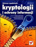 Księgarnia Wybrane zagadnienia kryptologii i ochrony informacji