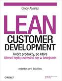 Księgarnia Lean Customer Development. Twórz produkty, po które klienci będą ustawiać się w kolejkach