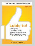 Księgarnia Lubię to! Potęga marketingu szeptanego na Facebooku