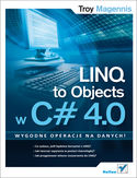 Księgarnia LINQ to Objects w C# 4.0