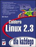 Księgarnia Caldera Linux 2.3 dla każdego