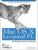 Księgarnia Mac OS X Leopard PL. Leksykon kieszonkowy