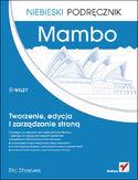 Księgarnia Mambo. Tworzenie, edycja i zarządzanie stroną. Niebieski podręcznik