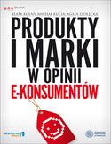 Księgarnia Produkty i marki w opinii e-konsumentów