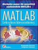 Księgarnia MATLAB. Leksykon kieszonkowy