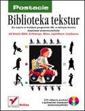 Księgarnia Postacie. Biblioteka tekstur