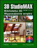Księgarnia 3D Studio MAX. Biblioteka 3D - wyposażenie wnętrz