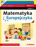Księgarnia Matematyka Europejczyka. Zeszyt ćwiczeń dla szkoły podstawowej. Klasa 5. Część 2