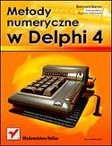 Księgarnia Metody numeryczne w Delphi 4