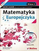Księgarnia Matematyka Europejczyka. Zbiór zadań dla szkół ponadgimnazjalnych. Klasa 1