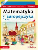 Księgarnia Matematyka Europejczyka. Zbiór zadań dla szkoły podstawowej. Klasa 4