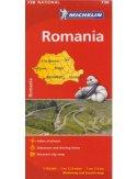 Rumunia / Romania. Mapa Michelin