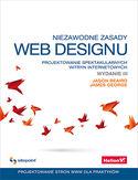 Księgarnia Niezawodne zasady web designu. Projektowanie spektakularnych witryn internetowych. Wydanie III