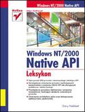 Księgarnia Windows NT/2000 Native API. Leksykon