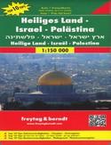 Izrael i Palestyna. Mapa Freytag & Berndt 1:150 000
