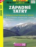 Západné Tatry, 1:50 000