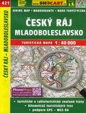 Český ráj, 1:40 000