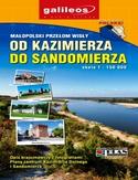 Małopolski Przełom Wisły od Kazimierza do Sandomierza, 1:150 000