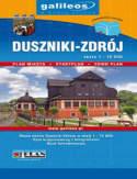 Duszniki-Zdrój. Plan miasta [Galileos\